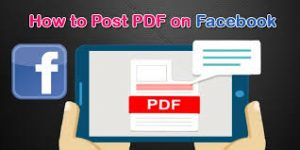 Facebook how to post