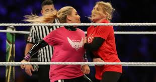 WWE without dress matches
