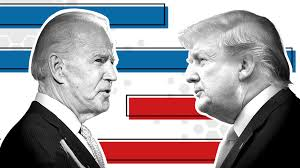 US election 2020 polls: Who is ahead - Trump or Biden?