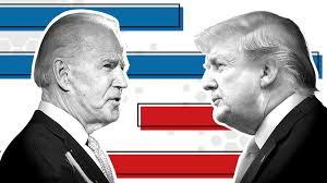 US election 2020 polls: Who is ahead - Trump or Biden?