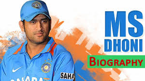 MAHENDRA SINGH DHONI complete information