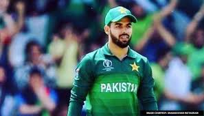 SHADAB KHAN complete information