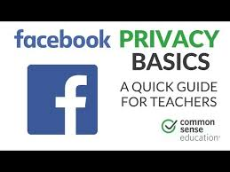 Facebook Privacy Basics