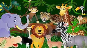 جانوروں کی دنیا