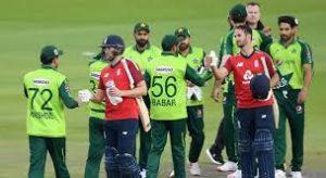 2020 میں انگلینڈ میں پاکستانی کرکٹ ٹیم