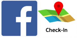 what is facebook check in