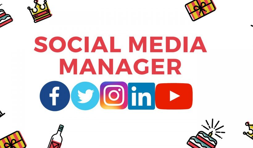 What is a Social Media Manager?Marketing