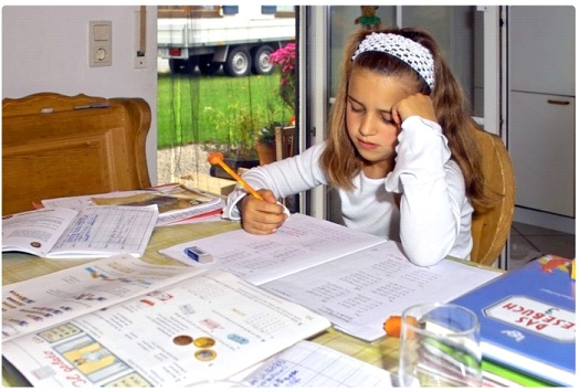 How to help your child with homework?
