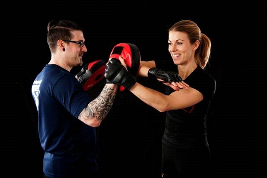 Women's boxing: a success when it comes to losing weight