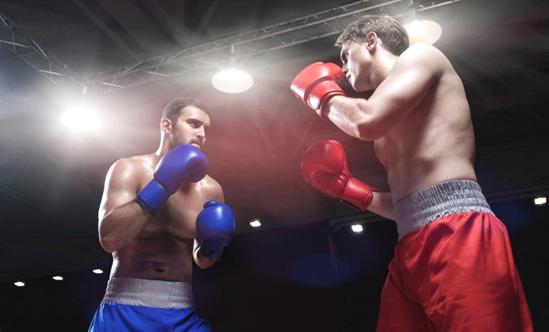 An athlete's journey to boxing professionally