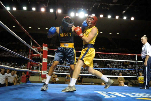 Why do boxing training to lose weight?