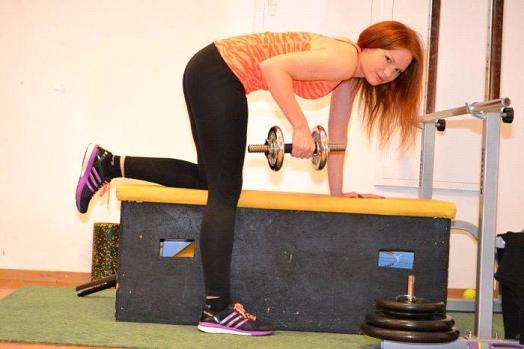 Do female bodybuilding with Superprof