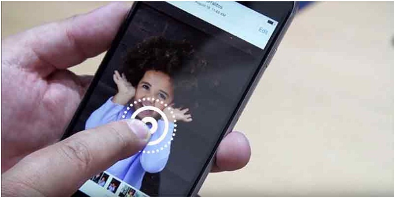 How to take photos that move on Facebook