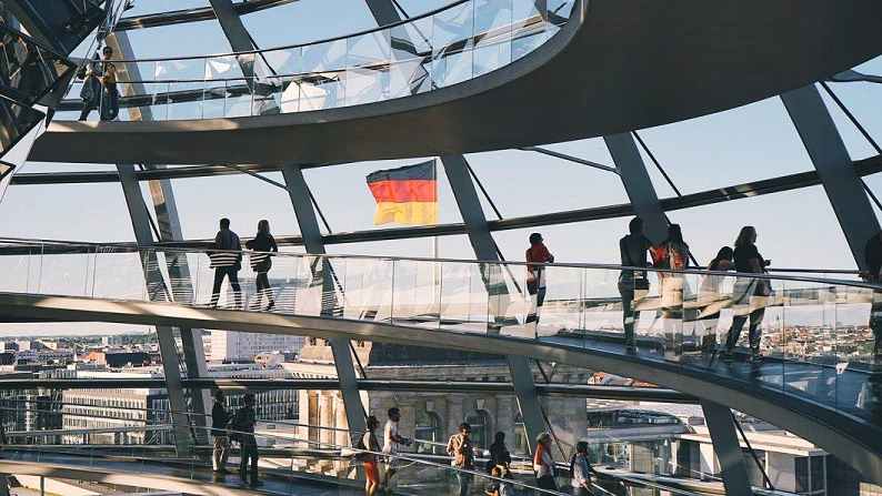 Is it possible to study in German universities in a German city?