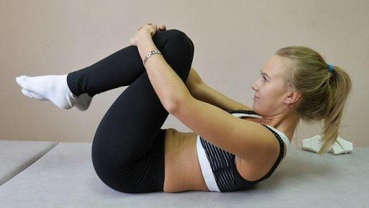 The basic Pilates exercises