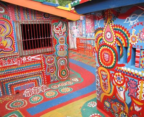 The Rainbow Village