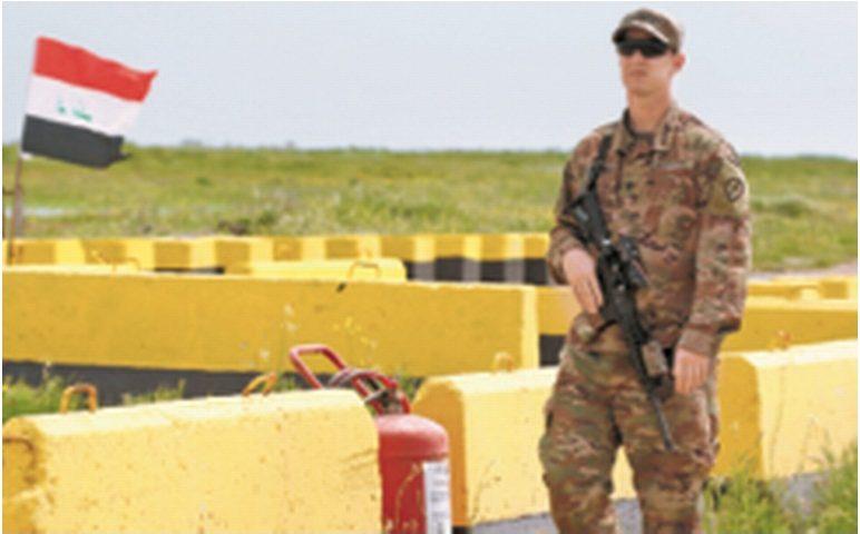 US troops fighting jihadists will leave Iraq