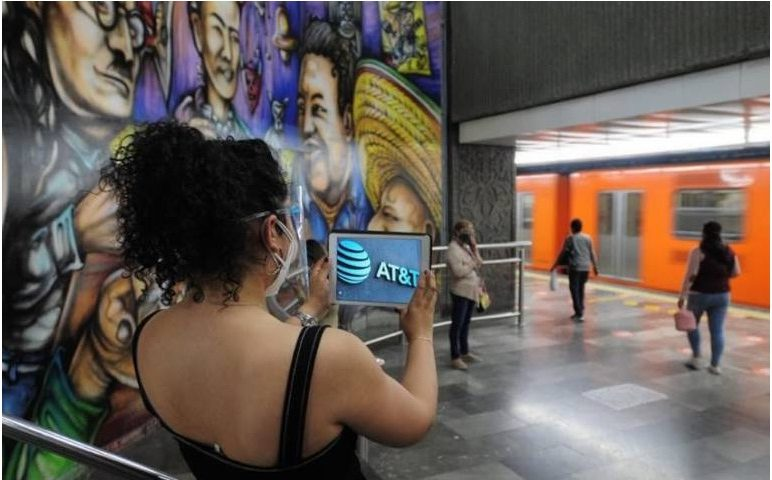 AT&T will finish connecting to the Metro