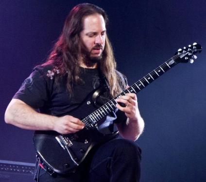 The Music Man John Petrucci Majesty, the masterpiece of virtuosity