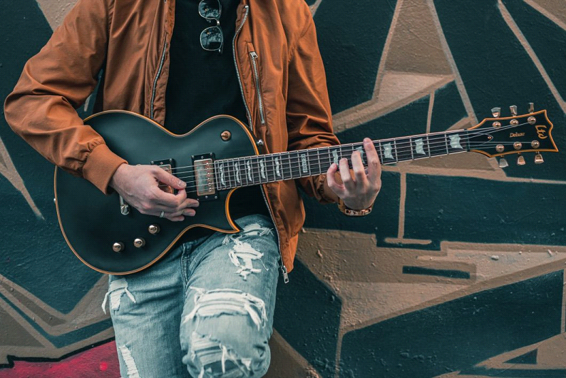 Our selection of the best guitar models of the ESP brand