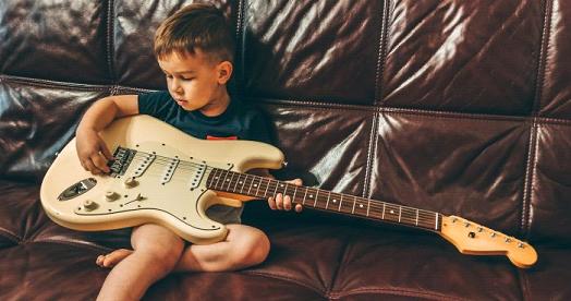 The ESP LTD EC-10, a guitar for beginners