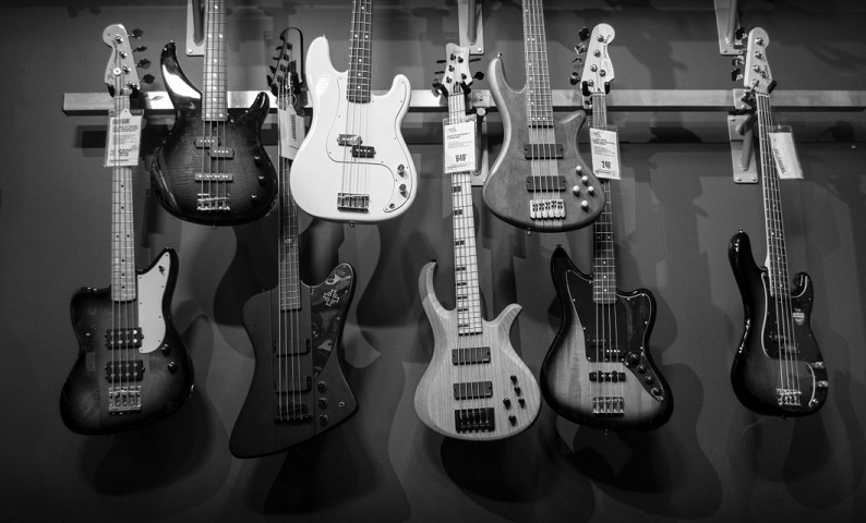 The best guitars of the PRS brand