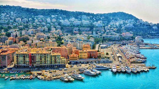 What are the most beautiful cities in France?