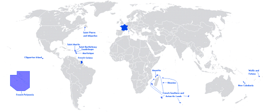 Birth and evolution of French in France and in the world