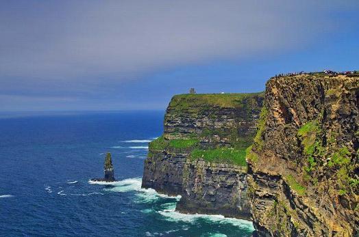 Origin and peculiarities of Irish English