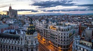Where can you learn Arabic in Spain?
