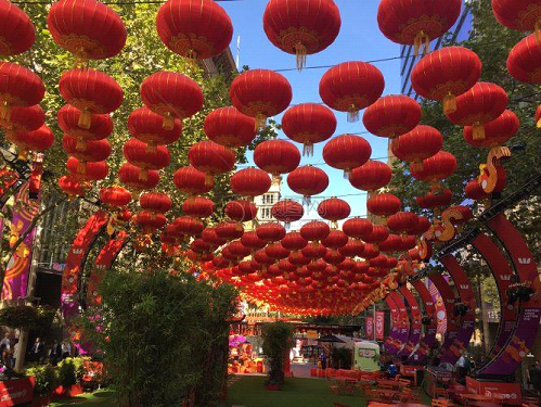 What is the Spring Festival in China?